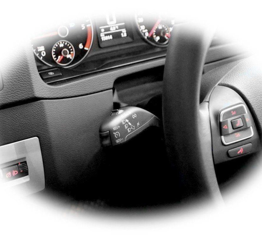 Cruise control VW Polo 6R 2009 - 2015  inclusief montage