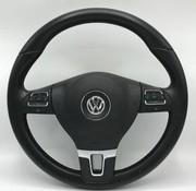 Volkswagen Leder multifunctioneel stuur Golf 6 Jetta Transporter Polo