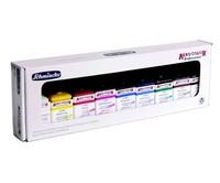 Schmincke Schmincke Aero Color airbrush verfset met 9 basiskleuren