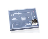 Fengda Airbrush gun Fengda FE-134K with 0,2mm and 0,3mm and 0,5mm nozzle
