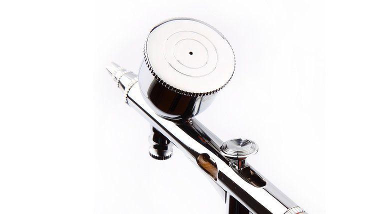 Fengda Airbrush pistool Fengda BD-180 met 0,5 mm nozzle