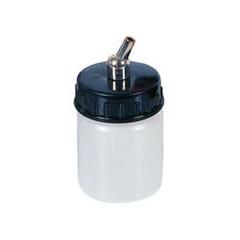 Plastik-Farbbehälter Fengda BD-02P, 22ml mit Deckel und Anschluss
