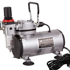 Mini airbrush compressor Fengda AS-18-2