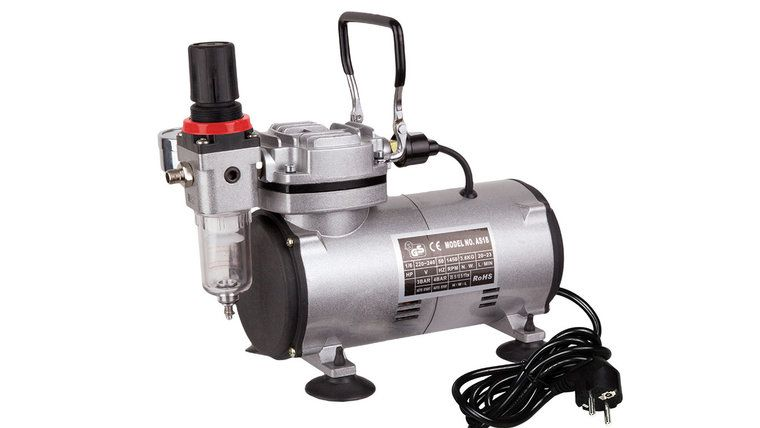 Fengda Mini airbrush compressor Fengda AS-18-2