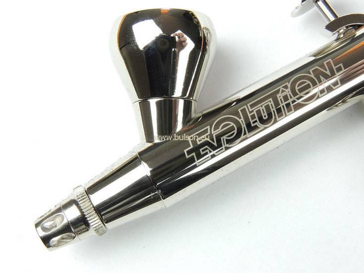 Harder & Steenbeck Harder & Steenbeck Airbrush Evolution Silverline solo 0,2 mm
