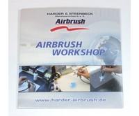 Harder & Steenbeck Airbrush workshop DVD Harder & Steenbeck