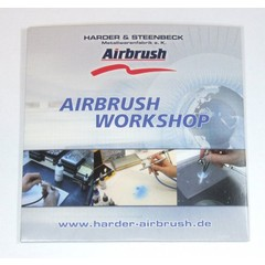 Airbrush workshop DVD Harder & Steenbeck