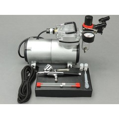 Fengda airbrush kit with 130K airbrush gun / airbrush compressor