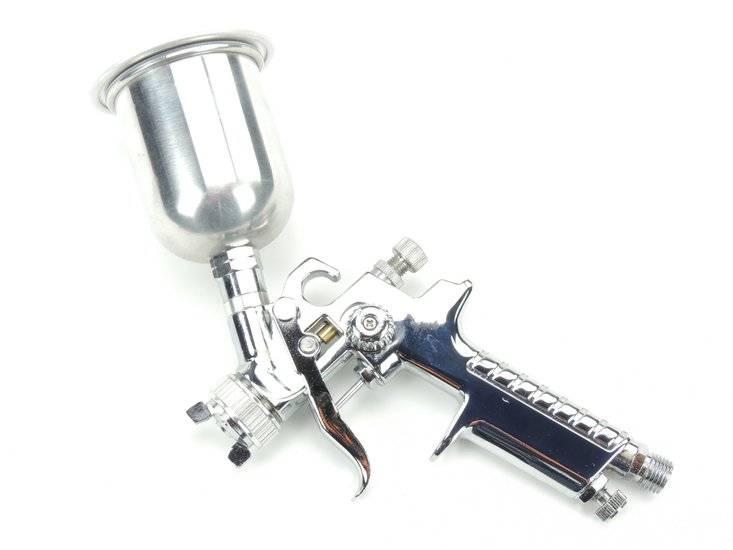 AIRGOO Mini Aflakpistool HVLP 2000G