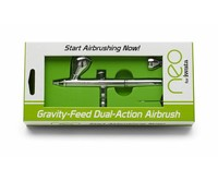 Iwata Iwata NEO CN Airbrush pistool. Gravity feed / Double action