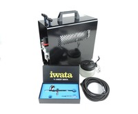 Iwata Iwata HP-CP HI Performance Plus Airbrush Compressor Set / Double Action / 0,3mm