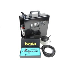 Iwata HP-CS ECLIPSE Airbrush Compressor Kit
