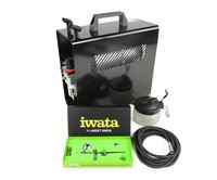 Iwata Iwata NEO CN Airbrush Compressor Set / Double Action / 0,35mm