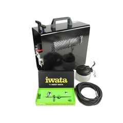 Iwata NEO CN Airbrush Compressor Kit