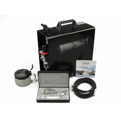 Harder & Steenbeck set Airbrush Ultra Two in One 0,2 + 0,4 mm