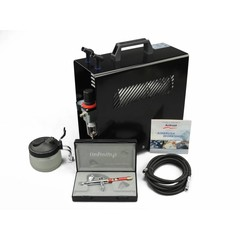 Harder & Steenbeck set Airbrush Infinity CR Plus 0,2 mm