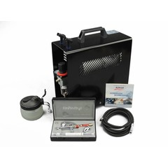 Harder & Steenbeck set Airbrush Infinity CR Plus Two in One 0,15 + 0,4 mm