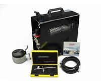 Harder & Steenbeck Harder & Steenbeck kit Airbrush Evolution Solo 0,2 mm