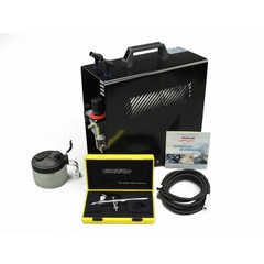 Harder & Steenbeck set Airbrush Evolution CR plus 0,15mm