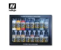 Vallejo Vallejo Air verfset 16 pieces
