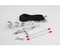 Fengda Airbrush gun kit  Fengda FE-183K with 0,3-0,5-0,8 mm nozzle