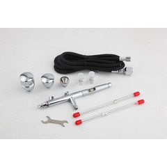 Airbrush gun kit Fengda FE-183K with 0,3-0,5-0,8 mm nozzle