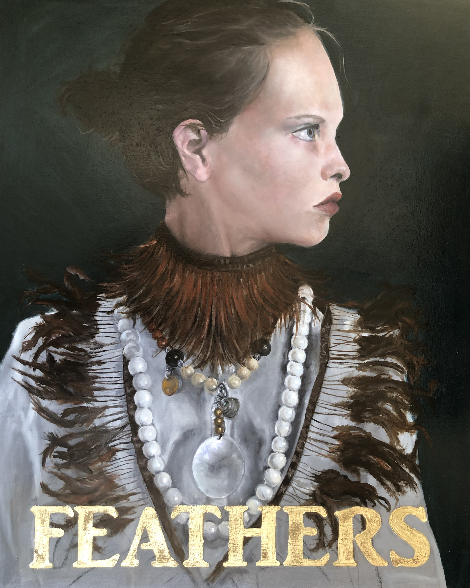 Katrien Kermans Feathers