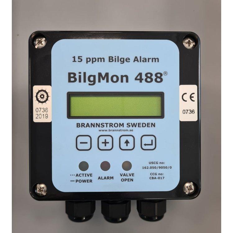 Brannstrom Master unit for Bilgmon 488 ( 115V & 230V AC )
