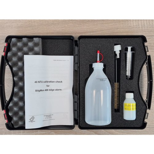 Brannstrom Calibration check kit for Bilgmon 488