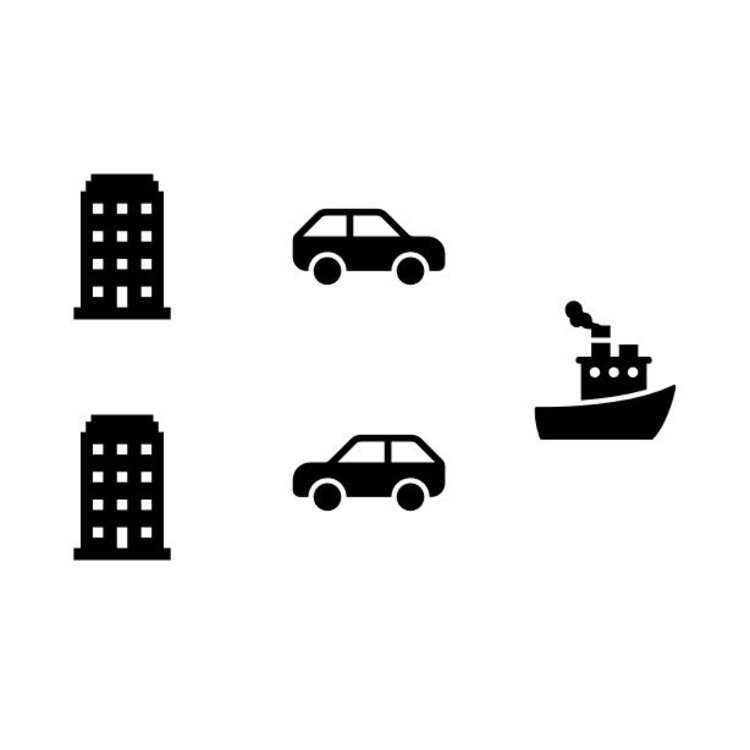 Return Trip to vessel by Car