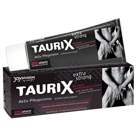 Joydivision Taurix Penis créme extra strong 40ml