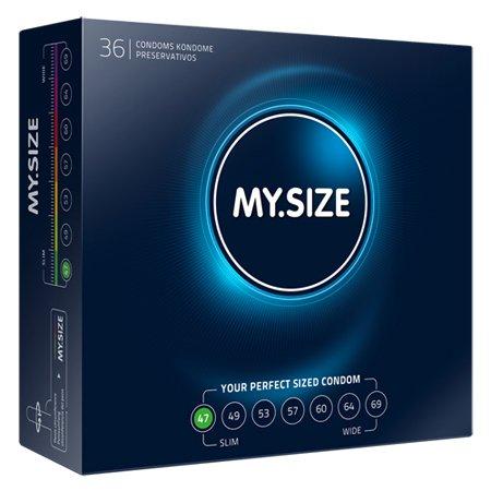 My Size MY.SIZE 47 mm Condooms 36 stuks