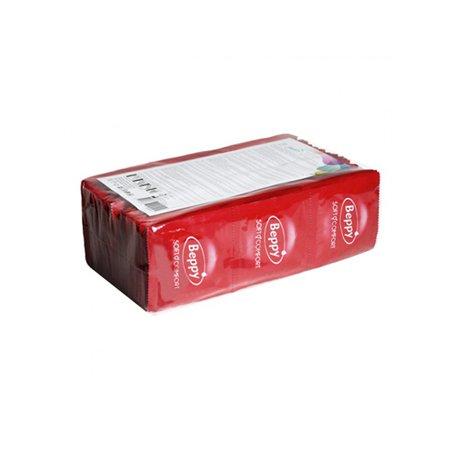 Asha International Beppy Condooms Aardbei Rood - 72 Stuks