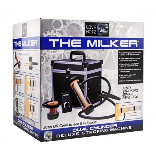 Lovebotz The Milker - Milking Machine