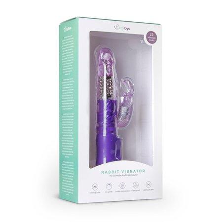 Easytoys Vibe Collection Bunny Vibrator Roze, Paars & Zwart