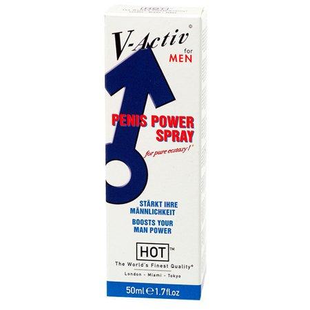 HOT Penis power spray 50 ml