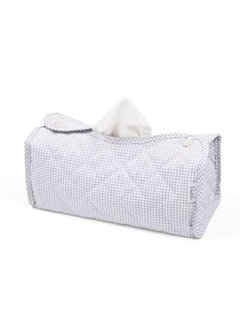 POETREE POETREE TISSUE BOX HOES OXFORD GREY