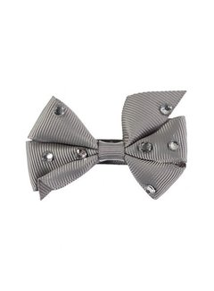 ANGELS FACE ANGELS FACE HAARCLIP DIAMANT BOW GREY
