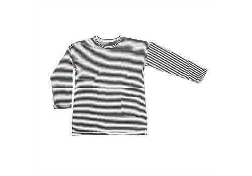 Mingo Mingo Long sleeve b/w stripes