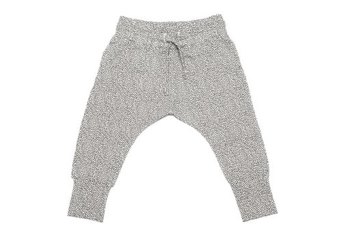 Mingo Mingo Slim fit jogger dot
