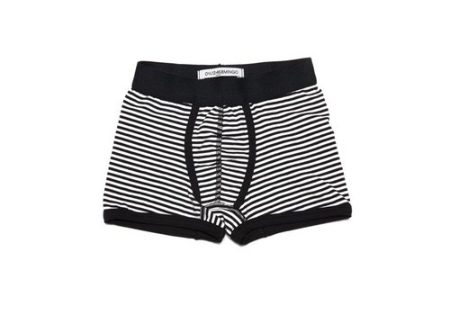 Mingo Mingo Boys boxer b/w stripes