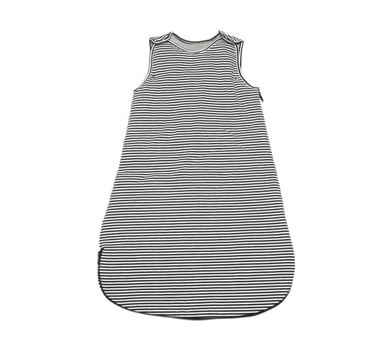 Mingo Sleeping bag b/w stripes