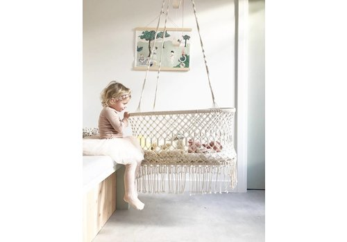 Rock that Label Rock that label Hanging bassinet