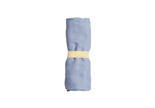 Fabelab Fabelab Muslin Cloth - Marina Blue