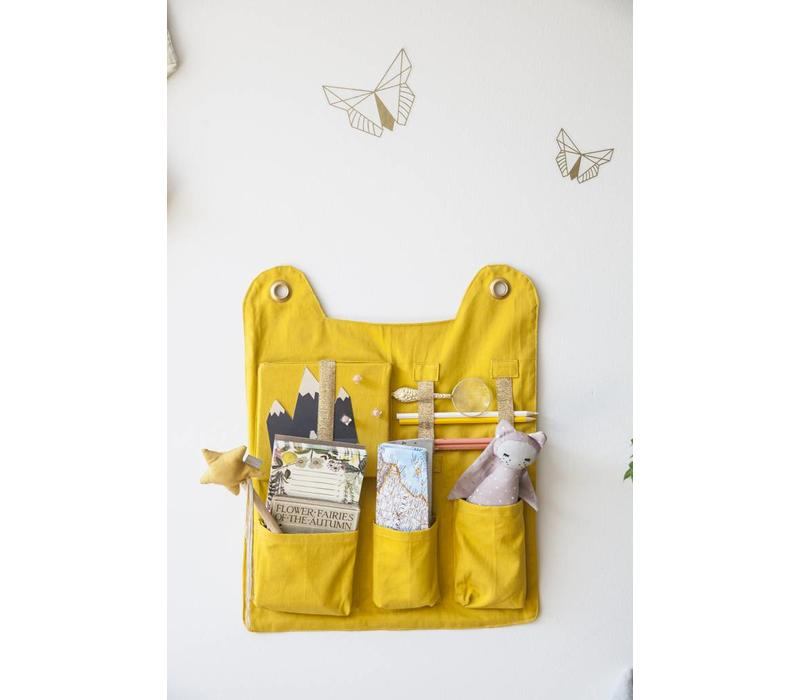 Fabelab Wall Pocket - Bear