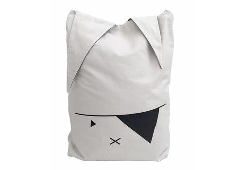 Fabelab Canvas Storage Bag - Pirate Bunny