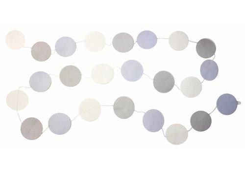 Fabelab Fabelab Circle Garland - Blue