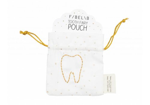 Fabelab Fabelab Tooth Fairy Pouch