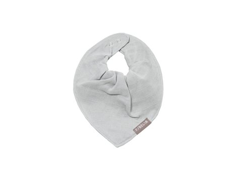 Fabelab Fabelab Bandana Bib - Icy Grey