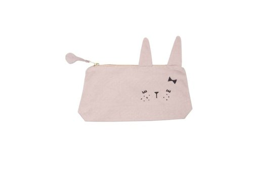 Fabelab Fabelab Pencil Case - Cute Bunny
